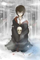 Deathly Hallows. by Greesty