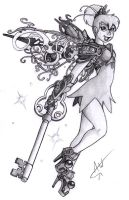 Steampunk Tink by Jackwrench