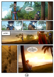 TCM 2: Volume 8 (pg 18) by LivingAliveCreator
