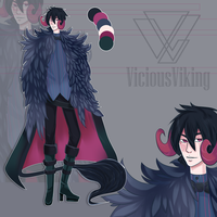 Adopt auction demon (Closed) by ViciousViking
