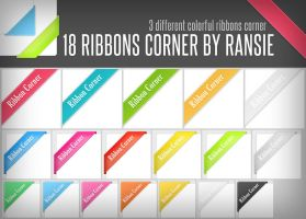 Ribbon Corners by Ransie3