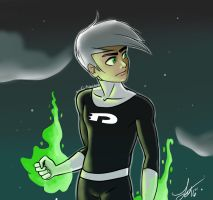Danny phantom by jenniferpistol309