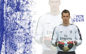 Petr Cech by darklord977