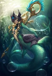 Nami the Tidecaller V2 by lucidsky