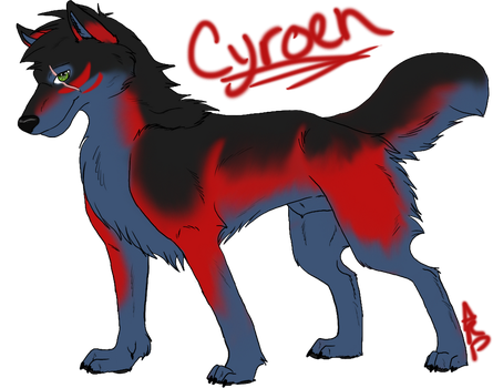 Cyroen Request by wolfyrose623