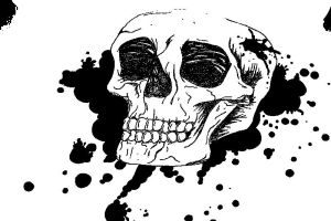 Skull by Toxic-waste-of-life