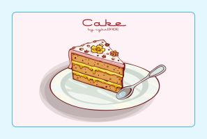 CAKE by cybaBABE
