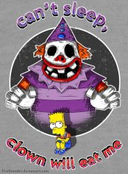 BART CLOWN by Firebrander