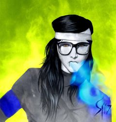 Skrillex.Reinterpretation by Ravel-117