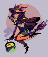 Witchsona by shark-bomb