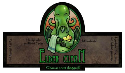 Elder Clean Soap by ursulav