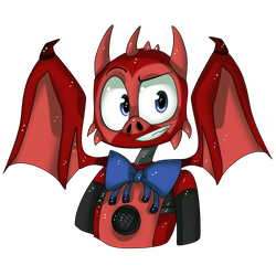 Wick (Commission) by FnafDrawingWorld
