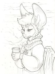 Why is it COLD?? by hibbary