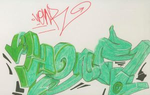 graff styles by tenseone