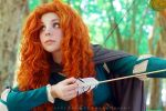 Brave - Merida Cosplay : Legends are Lessons by Thecrystalshoe
