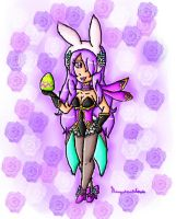 Bunny Camilla by ninpeachlover