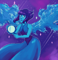Gem Ocean by rainy-potato