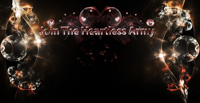 Heartless Army by ForgottenGhosts