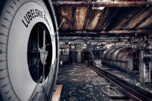 Lublin Scales Factory by AbandonedZone