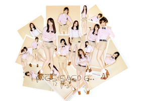 [PACK PNG + STOCK] SNSD ~ MV GEE by riiusnsd