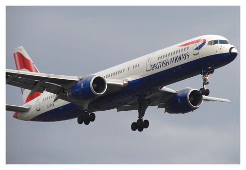 BA's 757 by Neroth-Photos