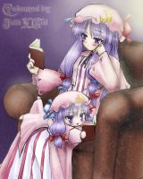 Patchy, desu '____' by JulikXGirl
