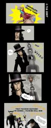 How to make Lucci mad? by Thrior