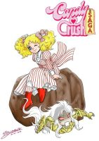 Candy Crush Saga by Siby-Ogawa
