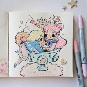 sweets by weiliwonka