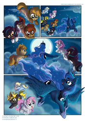 Children of the Night by StePandy