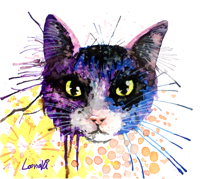 Meow by Loonaki