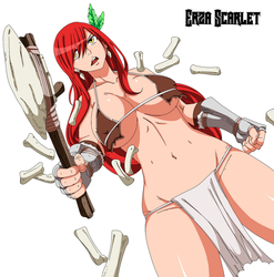 Erza Scarlet - Fairy Tail Special by dnaworld