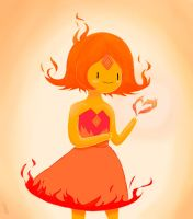 Flame Princess by LolWutSxH