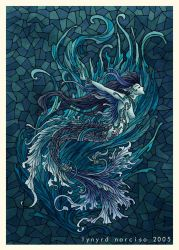 Water: Mermaid by blue-fusion