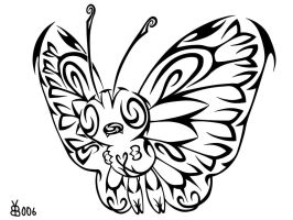 #012: Tribal Butterfree