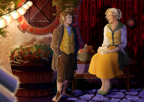 TWOR - LotR - 1.2 - Party Business by SweetLittleVampire
