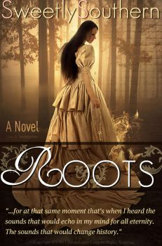 Roots Book Cover V4 by SweetlySouthern
