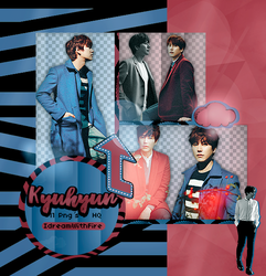 Pack Png 289 | Super Junior | Kyuhyun | #2 by IDreamWithFire