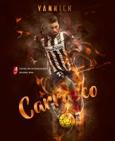 Yannick Carrasco-21---Atletico-Madrid by InfiernoRojiblanco
