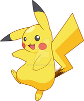.:Pokedex: 025 Pikachu:.