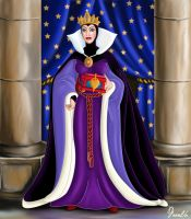 WICKED QUEEN by FERNL