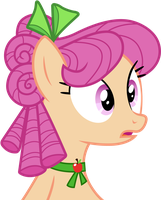Young Apple Rose by CloudyGlow