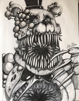 Twisted Freddy by WourDeLuck