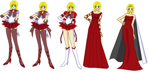 Seras is Sailor Nike by twighlightblossom