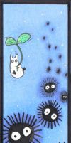 bookmark Susuwatari by oO-VampArt-Oo