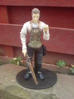 FF12 Balthier PlayArts by l3xxybaby