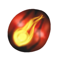Fire Powerstone [Fireball] by ReapersSpeciesHub