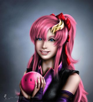 Lacus Clyne by 2ble-ZZ