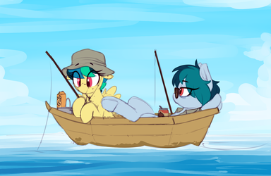 Calm day by ShinodaGE