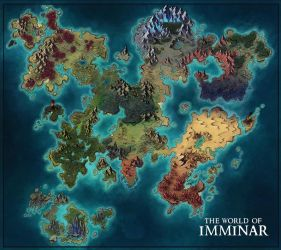 Imminar by Caeora